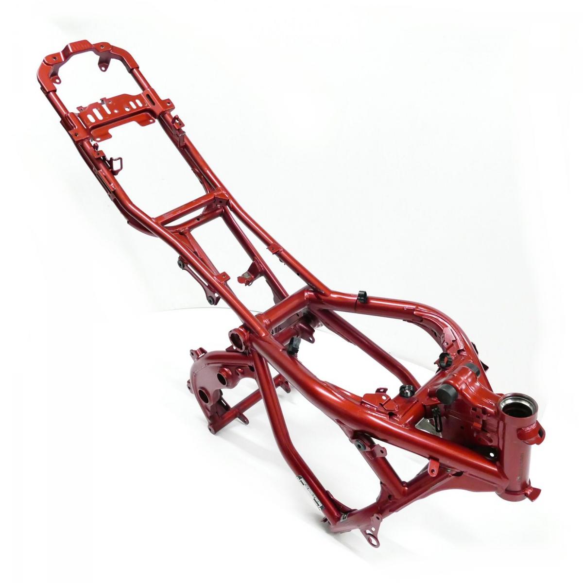 Kawasaki Er 6n Er6n Er650a Rahmen Hauptrahmen Bn Bikes 6f Wiring Harness Original Oe Abs 05 08